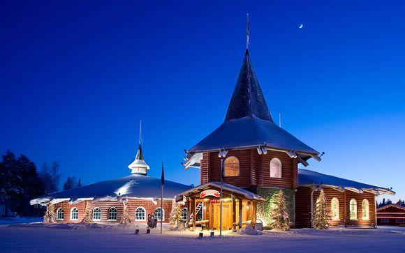 Unforgettable Christmas Adventure to Santa Claus Village
