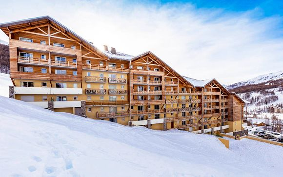 Fabulous Family Ski Resort