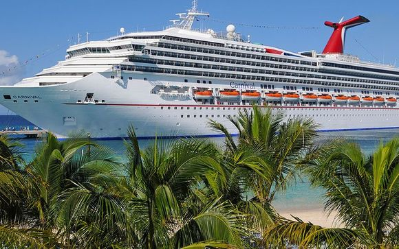 Optional Mexico Cruise Aboard the Carnival Victory