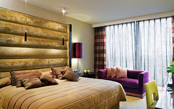NH Collection Barcelona Tower 5*