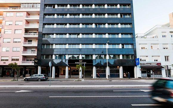 Portus Cale Hotel 4*