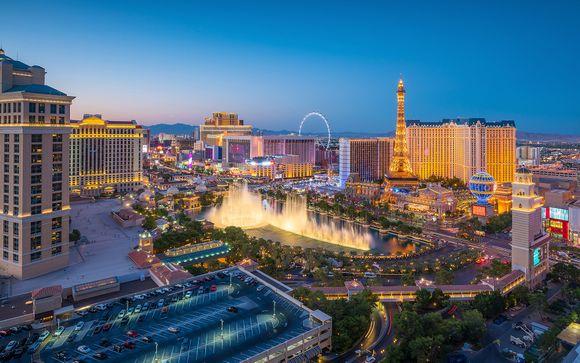 The Paul New York & Paris Las Vegas 4*