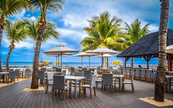 Crowne Plaza Dubai Festival City 5* & InterContinental Resort Mauritius 5*