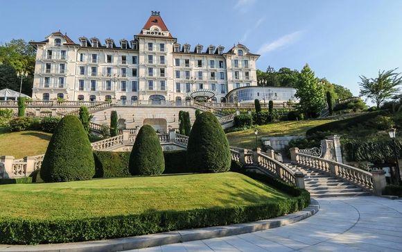 Le Palace De Menthon 5*