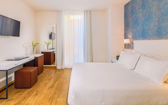 Modern Hotel in the Historic Centre of Barcelona