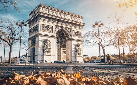 Spacious Parisian Apartments in Central Location