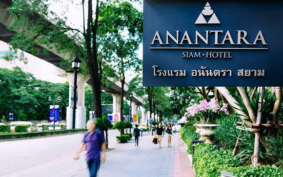 Anantara Siam Bangkok 5*