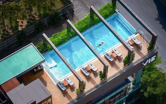 VIE Hotel Bangkok - MGallery 5*