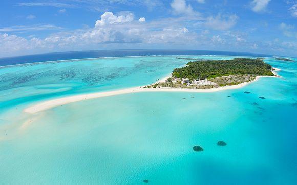 Serene Expedition- Sri Lanka & The Maldives 4*
