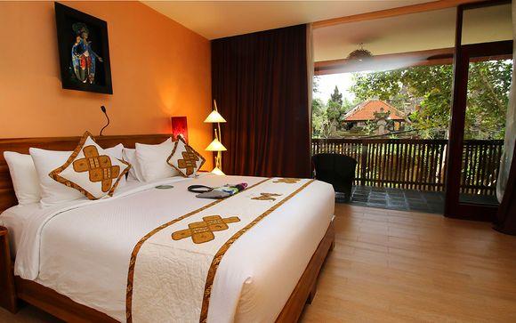 The Petit Hotel Ubud 5*