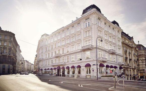 Hotel Sans Souci Wien 5*