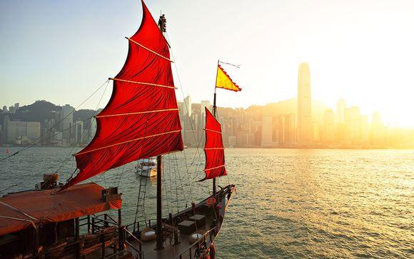 Mandarin Oriental Hong Kong 5*