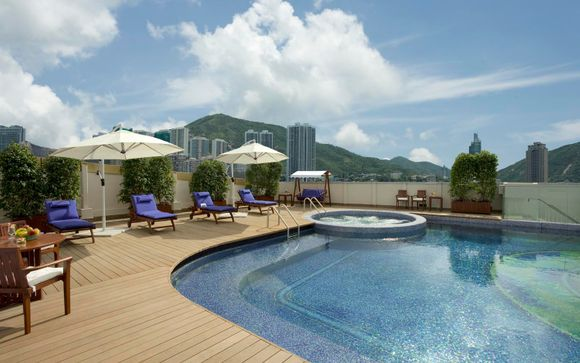 Regal Hongkong Hotel 5*