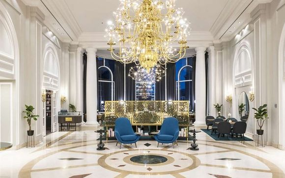 Hilton Brussels Grand Place 4*