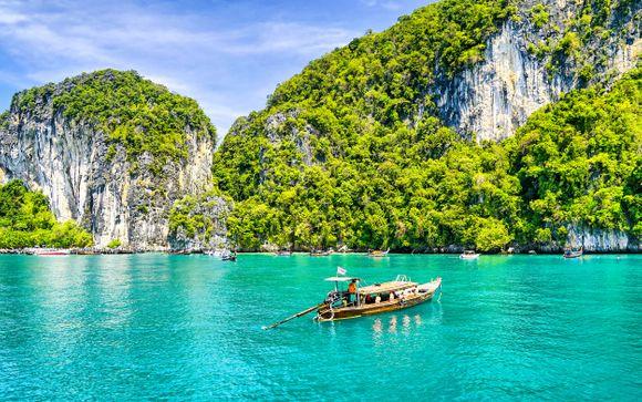 Cachet Resort Dewa Phuket 5* with Optional Dubai Extension