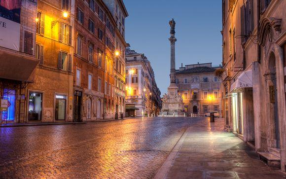 Destination...Rome, Colonna