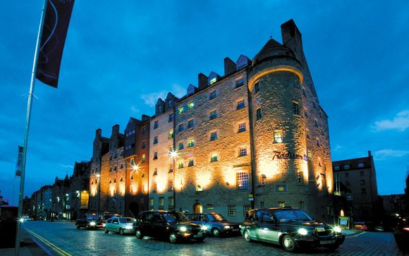 Radisson Blu Hotel, Edinburgh City Centre 4*