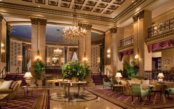 Classical Grandeur 500m from Rockefeller Center