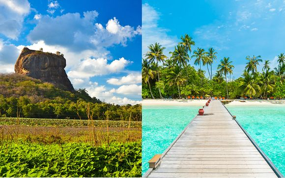 Sri Lanka Tour & Paradise Islands Maldives 5*