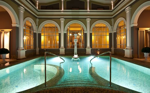 Award Winning Thermal Spa Resort