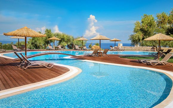 Elegance Luxury Executive Suites Zakynthos 5*