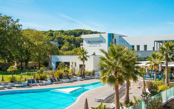 Chic Spa and Sport Break 10km from Antibes