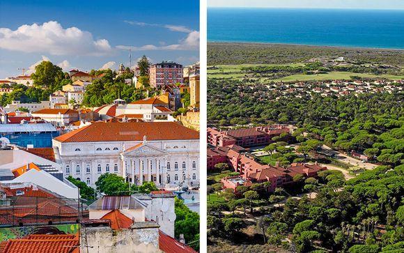 Corinthia Hotel Lisbon 5* and Sheraton Cascais Resort 5*