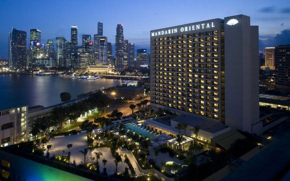 Mandarin Oriental Singapore 5*
