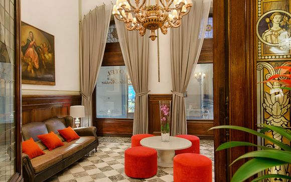 NH Collection Firenze Porta Rossa 4*