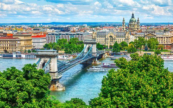 Hilton Budapest City 5*