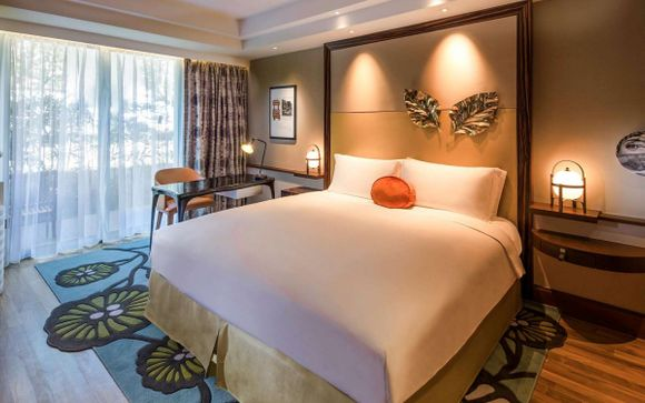 Sofitel Singapore Sentosa Resort & Spa 5*