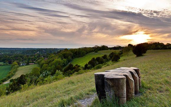 Destination...Surrey Hills