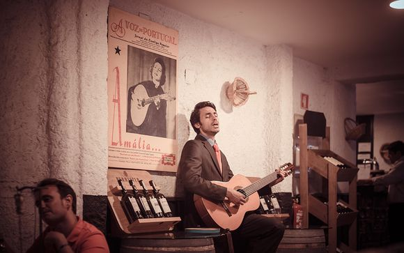 Just for you: Afternoon Fado Show