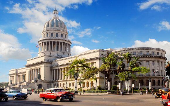 Melia Habana & La Union & Melia Cayo Santa Maria