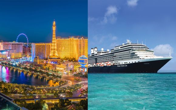 Las Vegas, West Coast & Mexican Riviera Cruise