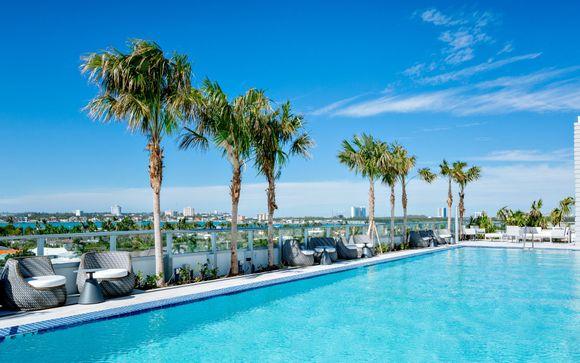 TRYP by Wyndham Miami Bay Harbor 4* with Optional New York