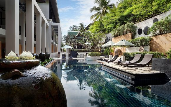 Relaxation on Two Beautiful Thai Islands