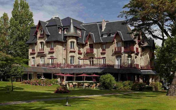 Le Castel Marie-Louise 5*