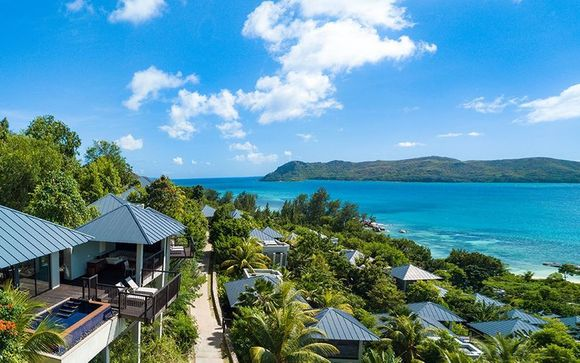 Luxury Collection: Incredible Ocean View Villa at Paradise Resort