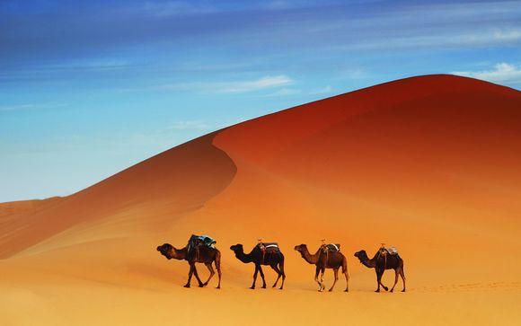 Marrakech, The Atlas Mountains & The Sahara Desert