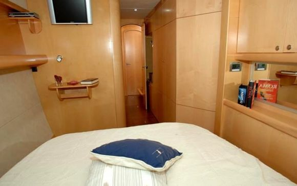 Standard or Superior Cabin