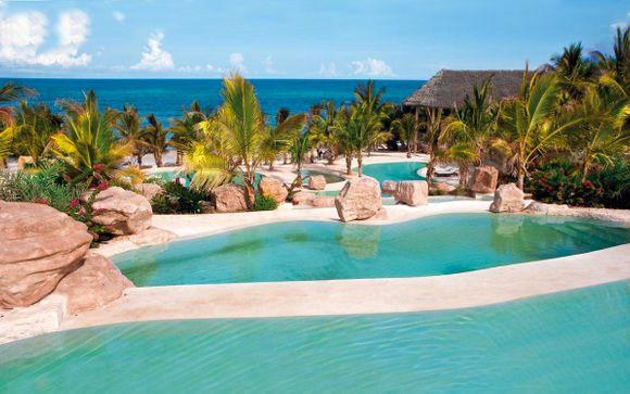 Swahili Beach Resort 5* and Safari