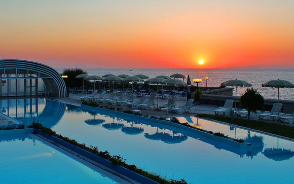 Towers Hotel Stabiae Sorrento Coast 4*