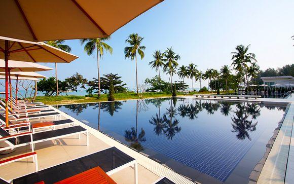 Kantary Beach Khao Lak Villas & Suites with optional Mandarin Hotel 4*