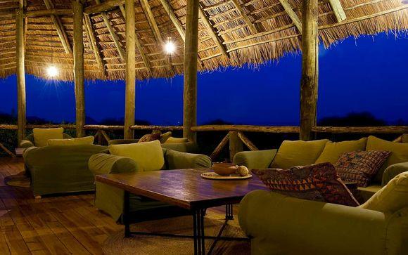 Maramboi or Burunge Tented Camp