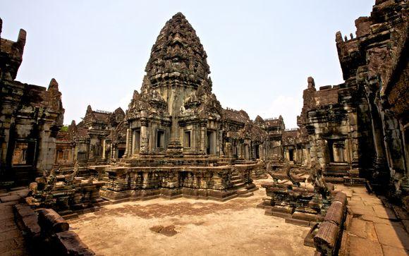 3-Night Pre-Extension to Siem Reap