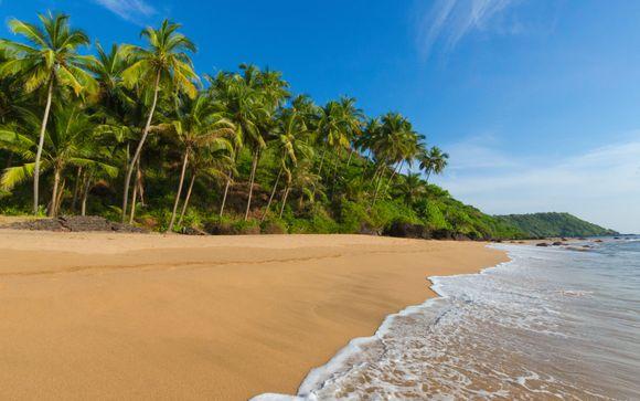Planet Hollywood Beach Resort 5* with Optional Mumbai Tour Extension