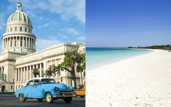 Historic Cuban Cities & All Inclusive Beachside Bliss