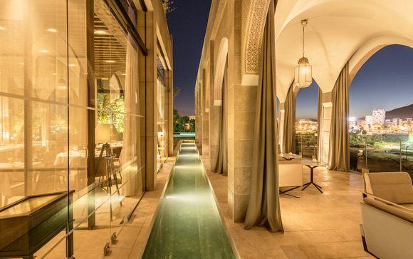 Hotel Sahrai 5*