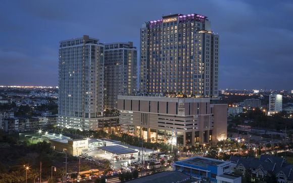 The Grand Fourwings Convention Hotel 5*
